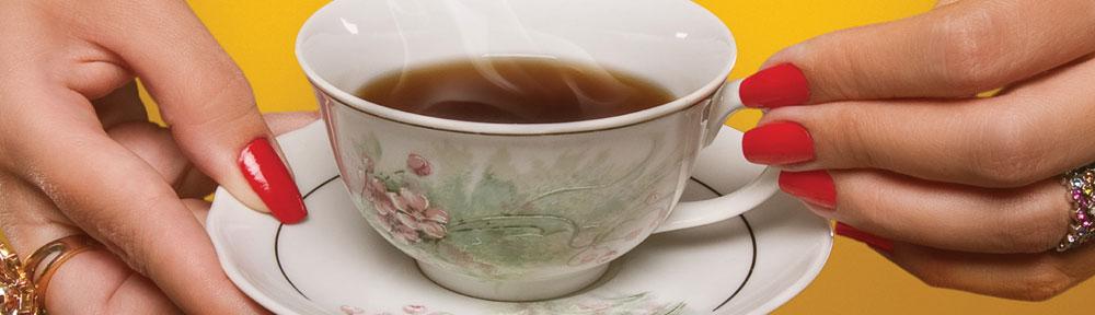 Chá entre Amigas